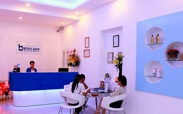 Top spa Đà Nẵng nổi tiếng được du khách rất yêu thích  2