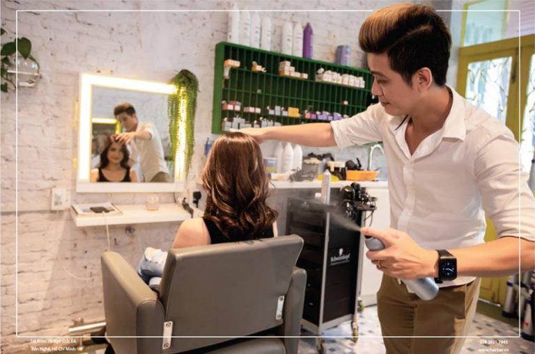 Những địa chỉ làm tóc đẹp HCM giúp bạn hô biến trở thành Hotgirl 1