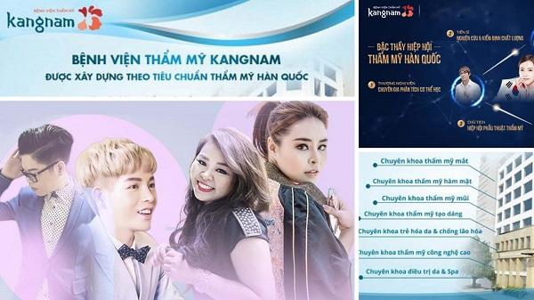 Địa chỉ thẩm mỹ viện Kangnam ở TpHCM có gì nổi bật? 3