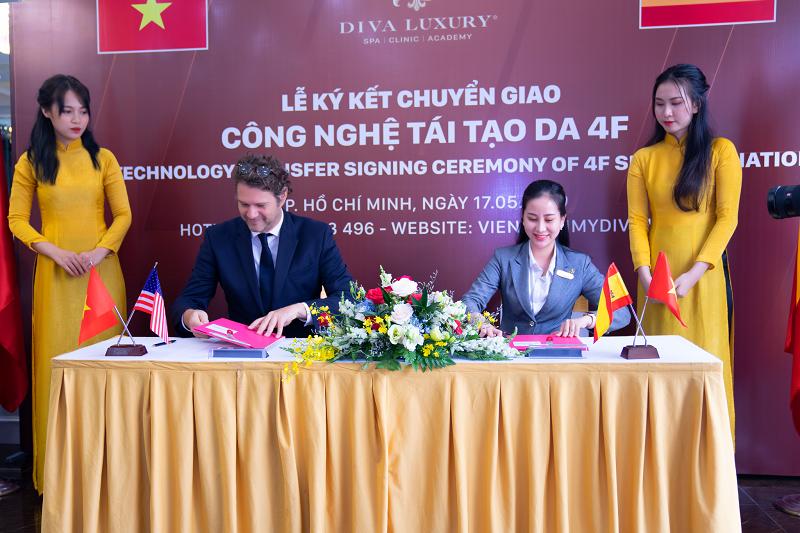 DIVA Luxury Gò Vấp - Địa Chỉ Tiên Phong Ứng Dụng Công Nghệ 4F Trong Làm Đẹp